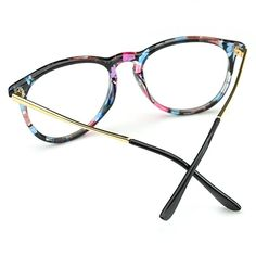 250ab3a04b8 PenSee Womens Fashion Oversized Clear Lens Round Circle Eye Glasses    Be  sure to check out this awesome product. (This is an affiliate link)