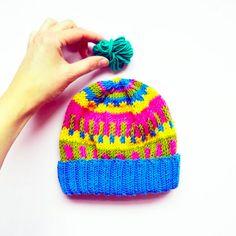 Knitting inspiration progress for hand knitted merino wool beanie Knits, Merino Wool, Hand Knitting, Knitted Hats, Beanie, Photo And Video, Inspiration, Instagram, Fashion