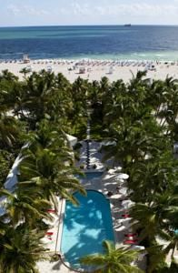 Directly on the beach and situated in the centre of Miami Beach's Art Deco district, this hotel offers on-site dining, comfortable accommodations and is a short walk from top attractions. The Richmond Hotel is located within walking distance of the Miami Beach Convention Center and exciting Lincoln Road. Guests can also find a variety of recreational activities, including golfing and fishing nearby. Guests at the Richmond can enjoy relaxing in the outdoor pool surrounded by lush gard...  Our...