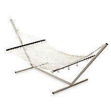 g r fred n h ngematte mit gestell grau beige ikea grau und schwarzer. Black Bedroom Furniture Sets. Home Design Ideas