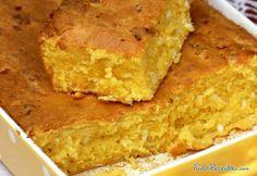 Receita de Sopa paraguaia tradicional - Fácil