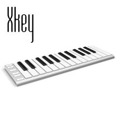 Xkey(エックスキー)Xkey by CME(USB/MIDIキーボード)【25鍵盤】【予約商品・11月中旬以降予定】【楽天市場】