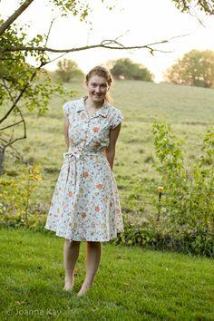 Jo-with-it's Portfolio: Dress From the Limberlost