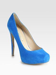 put them on my feet, pretty please? Nicholas Kirkwood