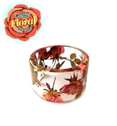 Glo's latest obsession: Daily floral finds - All in the Wrist | Gallery | Glo