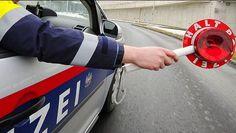 Leonding: Betrunkener (43) ohne Führerschein in nicht zugelassenem Auto mit gestohlenen Kennzeichen unterwegs ...
