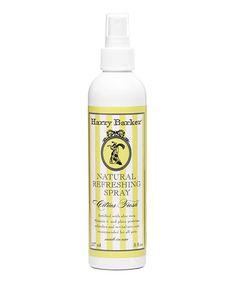 Loving this Citrus Pet Refreshing Spray on #zulily! #zulilyfinds