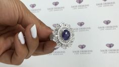 Create a unique look with your choice of natural gemstone. Shop our collection of certified natural diamond semi-mount rings, earrings, and pendants: http://stores.ebay.com/SageDesignsLA/_i.html?_nkw=semi+mount&submit=Search&_sid=692413273 https://video.buffer.com/v/58014f73dce2123b5d17a0a7