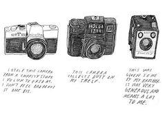 hand-drawn history