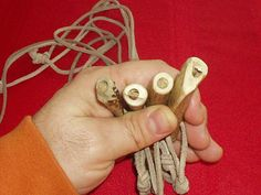Deer Antler Whistle how to