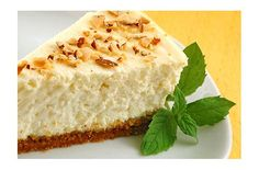 Foodista   Recipes, Cooking Tips, and Food News   Creamy Amaretto Cheesecake