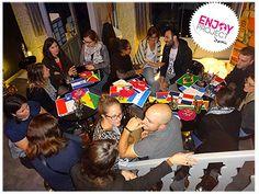 Notre soirée 100% Amérique du Sud ! A Lyon !  Suivez toutes nos soirées 100% voyages sur www.enjoyproject.voyage