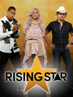 RISING STAR is a talent competition coming to ABC after becoming insanely popular in Israel. The show was so popular that on the night that it aired, over half of all TV watchers in the country were tuned to the show's finale.   The US version will be hosted by Josh Groban and judged by Kesha, Brad Paisley, and Ludacris. And the twist - the viewers control who wins via live voting - no toll-free number, no results show.