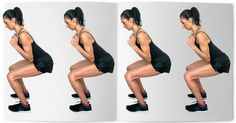 Follow these pointers to nail the perfect form for effective squats.