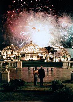 "The final scene in ""Meet Joe Black"" - the ending and just the beginning of a wonderful Love story.   ""Meet Joe Black"" (1998)"