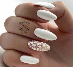 Diez asombrosos diseños de uñas para usar el día de tu boda : Fiancee Bodas