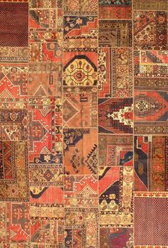 Multi Colored Patchwork Carpet Rug No 4511 Http Www Alrug Com Afghan Rugs Pinterest Persian And Oriental