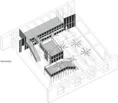 Factoría Cultural in Matadero Madrid  / Office for Strategic Spaces