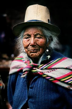 Wiracocha, Peru.