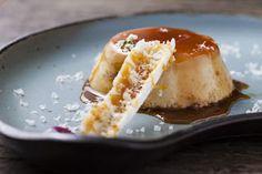 Comida fáceis de chefes famosos: Pudim de banana-nanica com castanha da Chef Ana…
