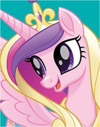 Princess cadence from the mlp movie