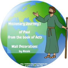Use this automatic moving map lines on pauls 1st 2nd 3rd and bible fun for kids missionary journeys of paul from the book of acts wall decorations fandeluxe Gallery