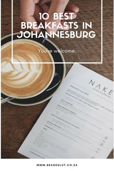 My 10 best breakfasts in Johannesburg to whet your appetite this weekend.