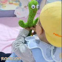 🤣THE DYNAMIC CACTUS CAN MAKE YOU LAUGH. IT IS ALSO A GOOD TOY FOR PETS AND WILL PRESENT INTERESTING PICTURES. 🤣 Cool Toys, Cactus, Plush, Paper Crafts, Dance, Make It Yourself, Music, Funny, Dancing
