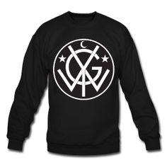 The Original Crewneck  Men's Crewneck Sweatshirt  Lightweight crewneck sweatshirt for men, 50% cotton, 50% polyester, $31.80