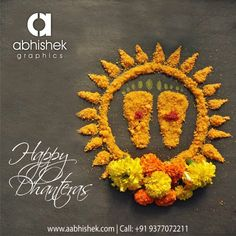 May the footprints of Goddess Lakshmi enter in your home and life! May the footprints of Goddess Lakshmi enter in your home and life! Rangoli Designs Flower, Rangoli Ideas, Rangoli Designs Diwali, Diwali Rangoli, Flower Rangoli, Beautiful Rangoli Designs, Rangoli With Flowers, Diwali Decorations At Home, Festival Decorations