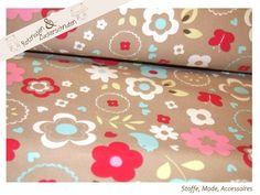 Fab Retro, Fabrics, Shops, Gift Wrapping, Gifts, Fashion Styles, Thanks, Cotton, Tejidos
