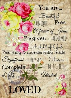What we have in Jesus Christ 💜💕 Bible Quotes, Bible Verses, Healing Scriptures, Prayer Quotes, Fearfully Wonderfully Made, Identity In Christ, This Is A Book, Godly Woman, Good Morning Quotes