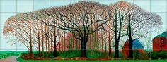 hockney-bigger-trees-near-warter-hockney-hockney.jpg (902×340)
