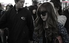 Team ☆ εїз TaeTae εїз (150328 TaeNy @ Incheon Airport。(via the twinkle))
