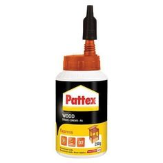Lepidlo Pattex® Wood Express, 250 g Wood Glue, Connect, Feather