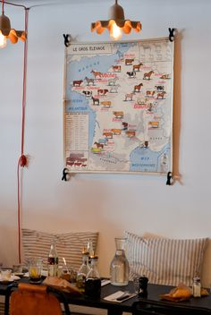 It would be cool if it a world map. Instead of the animals. I would have the small picture like that but of my family members and pin it at where important events happen. (Like where my family members' was born of go travel somewhere.)
