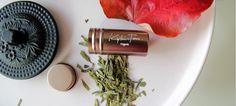 Ein nasskalter Herbstnachmittag mit neuer Teekanne und grünem Tee.