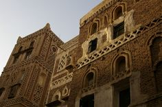 Yemen, Ancient Architecture - Travel Photos and some