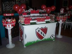 Mesa Futbolera