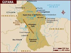 Guyana, officially the Co-operative Republic of Guyana, is a sovereign state on … Vacation Savings, Vacation Trips, South America Map, Data Recovery, Lonely Planet, Continents, Case Study, Caribbean, Tourism