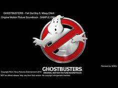 GHOSTBUSTERS 2016 Theme Song Fall Out Boy ft Missy Elliott Soundtrack MU...(I found sample of the new theme!!!)