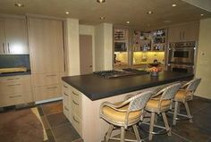 Kitchen Slate Tile Soapstone Counters | Zillow Digs