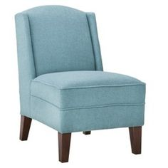 Threshold™ Modified Wingback Chair - Teal