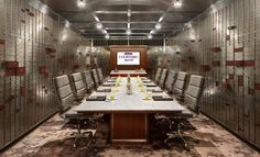 Safe Deposit Conference Room - Courtyard by Marriott San Diego Downtown