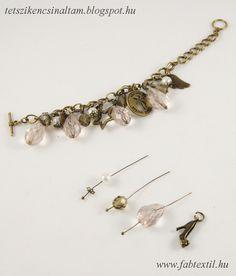 Igazi elmélyedős, koncentrálós feladat ezeknek a karkötőknek az elkészítése. Az első pár gyöngy után persze belejön az ember és jönnek, c...