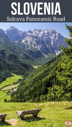 Slovenia Travel Guide - on your road trip about Slovenia, make a detour to admire the Logar Valley. I promise you, you won't be disappointed! Check it out in photos and video (also known as Logarska Dolina) | #slovenia #Ifeelslovenia | Slovenia itinerary | Things to do in Slovenia