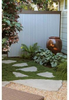 beach style landscape by Bliss Garden Design