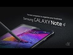 [designfever] Samsung Galaxy Note 4 Promotional Video