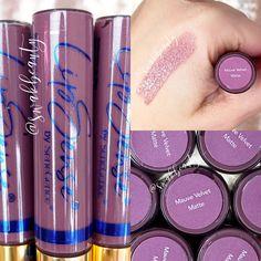 Independent Distributor, 5 Ml, Velvet Matte, Rose Petals, Collages, Mauve, Beauty Makeup, Moisturizer, Make Up