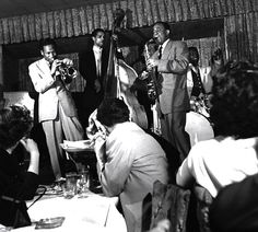 Clifford Brown, Curly Russell, Lou Donaldson, Art Blakey Live at Birdland – 1954